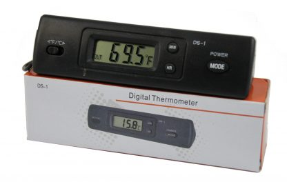 Digital Thermometer & Clock Thermometers