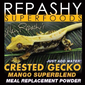 Repashy Crested Gecko Diet Mango Superblend
