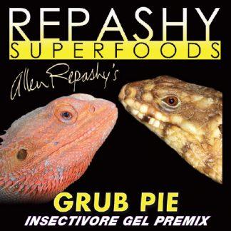 Repashy Grub Pie – Reptile Gel Food Premixes