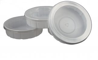 Large Mealworm Dishes