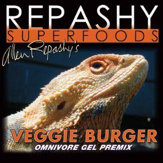 Repashy Veggie Burger Omnivore Gel Premix Gel Food Premixes