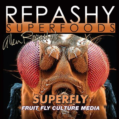 Repashy Superfly Fruit Fly Culture Media Insect Products