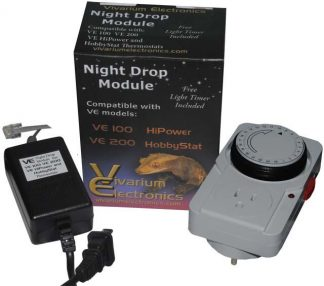 Vivarium Electronics Night Drop Module Thermostats