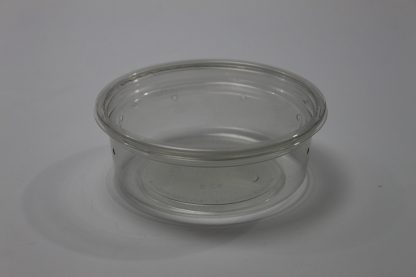 8oz. Pre-Punched Deli Cup Transportation