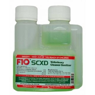F10SCXD Veterinary Cleaner-Sanitizer- 100ml F10 Products