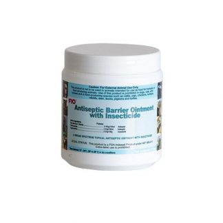 F10 Antiseptic Barrier Ointment with Insecticide – 17.6oz/500g F10 Products