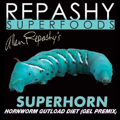 Repashy Superhorn Hornworm Gutload Diet Insect Products