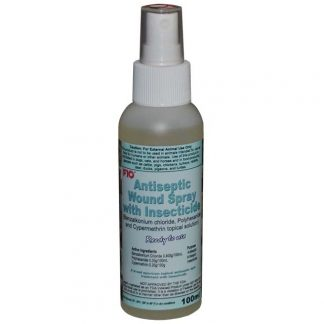 F10 Antiseptic Wound Spray with Insecticide