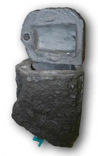 Reptile Dripper - Granite