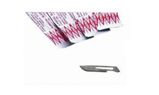 #10 Scalpel Blade Feeding/Dosing