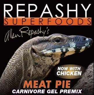 Repashy Meat Pie With Chicken Carnivore Gel Premix Gel Food Premixes