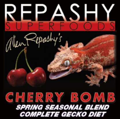 Repashy Cherry Bomb Gecko Diet Meal Replacement Powders