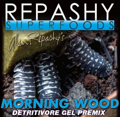 Repashy Morning Wood Isopod Gel Insect Products