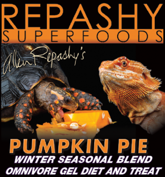 Repashy Pumpkin Pie Gel Food Premixes