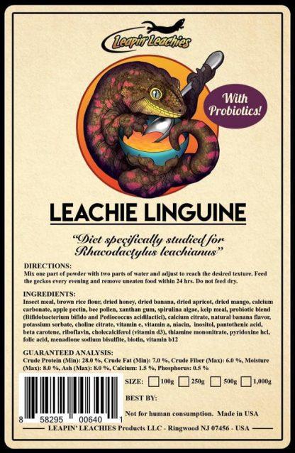 Leapin Leachie Leachie Linguine Leapin Leachies Diets