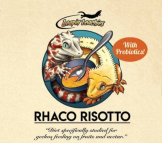 Leapin Leachie Rhaco Risotto Leapin Leachies Diets