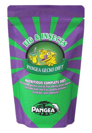 Pangea Gecko Diet Fig & Insects Pangea Diets