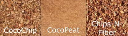 Prococo Compressed CocoPeat Substrate