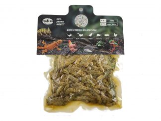 Probugs Silkworm Larvae Bulk Bag (150 gram) Probugs