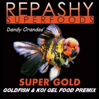 Repashy Super Gold Fish Gel Food
