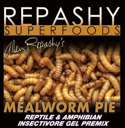 Repashy Mealworm Pie Gel Food Premixes