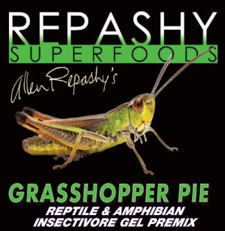 Repashy Grasshopper Pie Gel Food Premixes