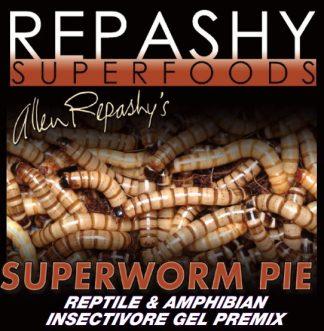 Repashy Superworm Pie Gel Food Premixes