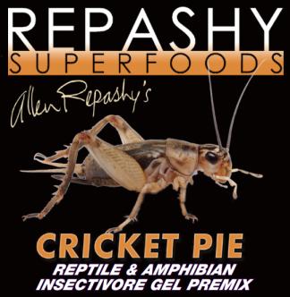 Repashy Cricket Pie Gel Food Premixes